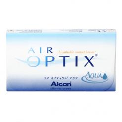 Air Optix Aqua - Alcon - Lentilles Maroc