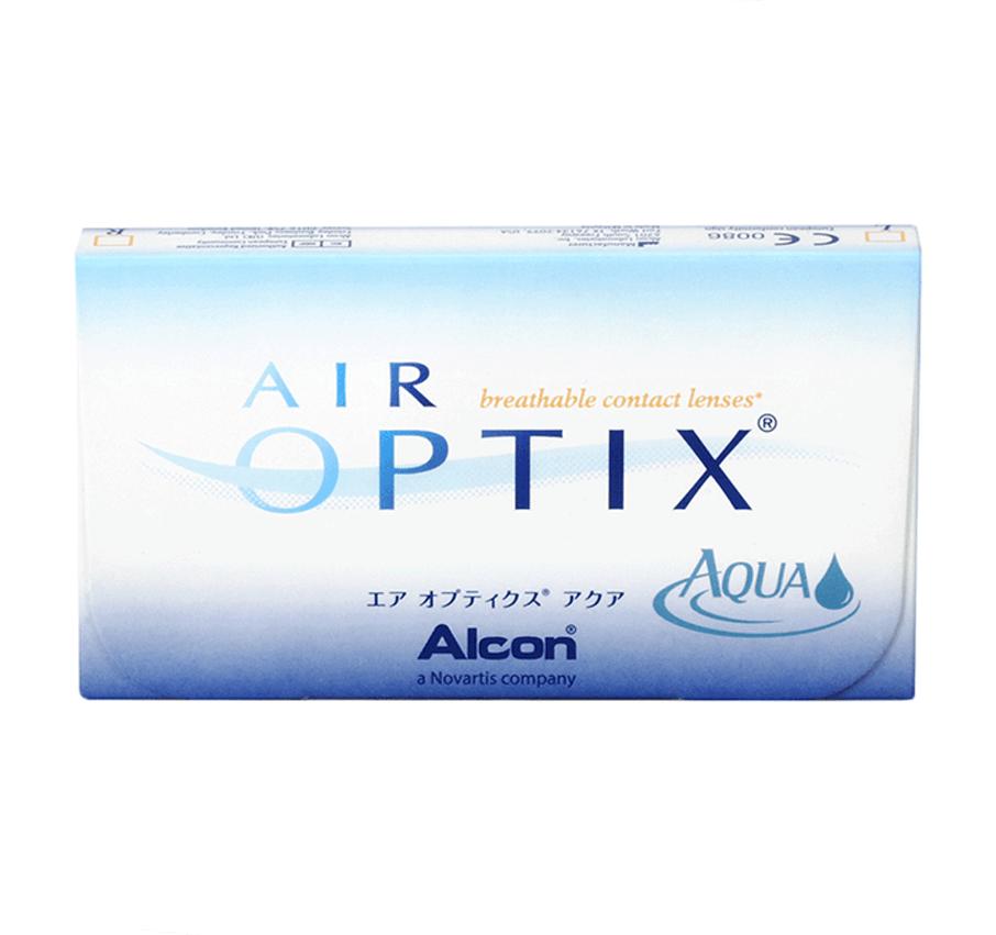 Air Optix Aqua - Alcon - Lentilles Maroc 1001e8f4eb39
