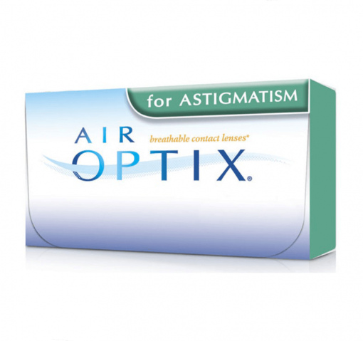 Air Optix Astigmatism - Alcon - Lentilles Maroc