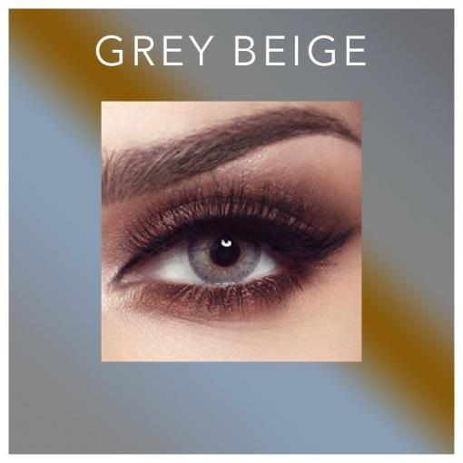 Bella Elite - Grey Beige - Lentilles Maroc