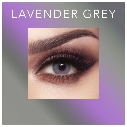 Bella Elite - Lavender Grey - Lentilles Maroc
