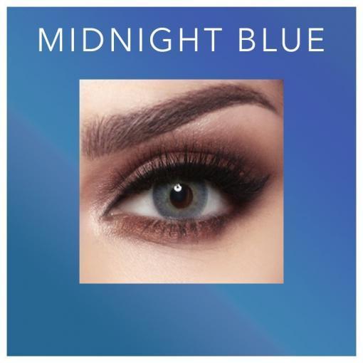 Bella Elite - Midnight Blue - Lentilles Maroc