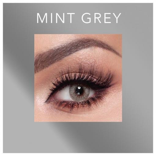 Bella Elite - Mint Grey - Lentilles Maroc