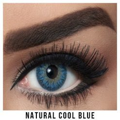 Bella Natural Collection Cool Blue Lentilles Maroc
