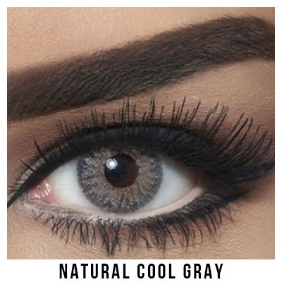 Bella Natural Collection Cool Gray Lentilles Maroc