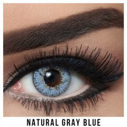 Bella Natural Collection Gray Blue Lentilles Maroc
