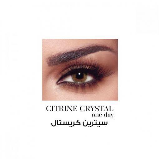 Bella One Day - Citrine Crystal