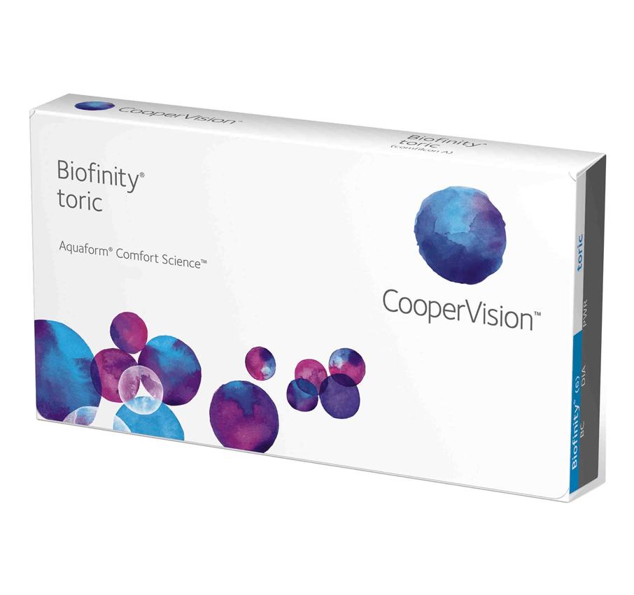 CooperVision - Biofinity Toric - Lentilles Maroc 0179b07cf08b