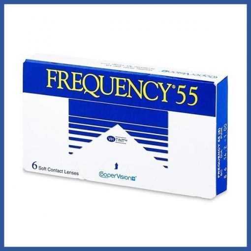 Frenquency-55-CooperVision-LentillesMaroc