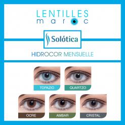 Hidrocor Monthly - Lentilles Maroc