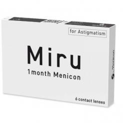 Miru 1Month Menicon For Astigmatisme