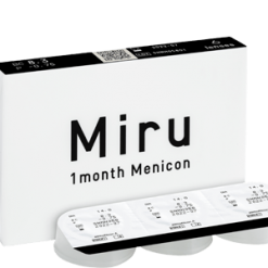 Miru 1Month Menicon - Lentilles Maroc