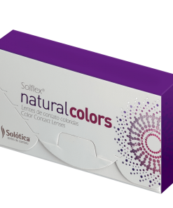 Solotica Solflex Natural Colors - LentillesMaroc