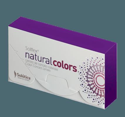 Solotica Solflex Natural Colors - LentillesMaroc