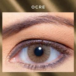 Solotica Hidrocor Ocre - Lentilles Maroc