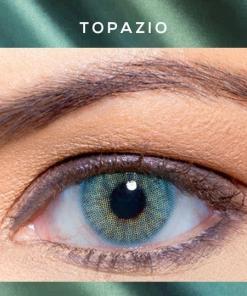 Solotica Hidrocor Topazio - Lentilles Maroc