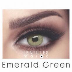 belle elite emerald green