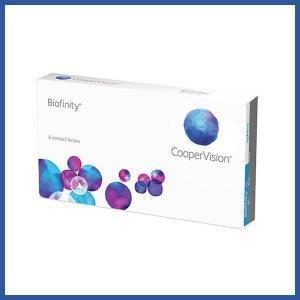 Biofinity (Pack de 6) Image