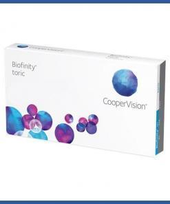 CooperVision - Biofinity Toric - Lentilles Maroc
