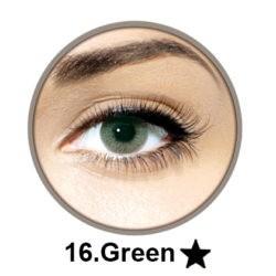 faceloox color green