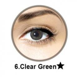 faceloox natural clear green