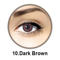 faceloox natural dark brown