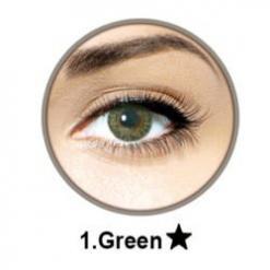 faceloox natural green
