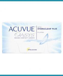 acuvue oasys lentilles