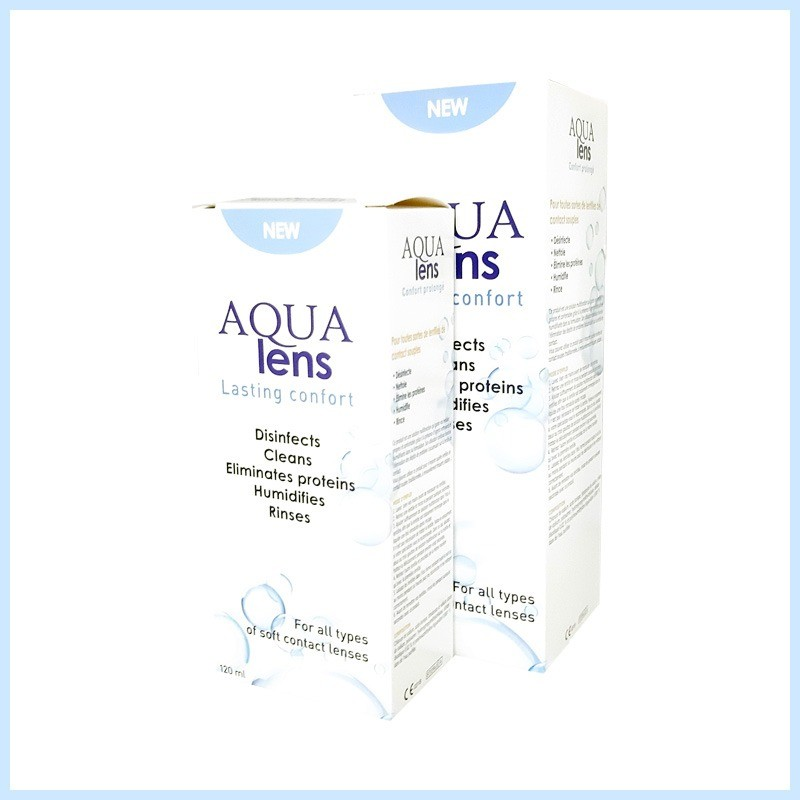 aqualens solution lentilles
