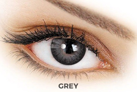 adore contact lenses - dare grey