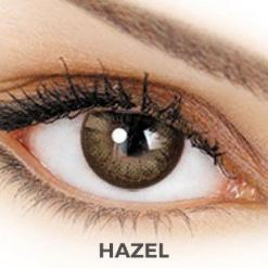 adore contact lenses - dare hazel