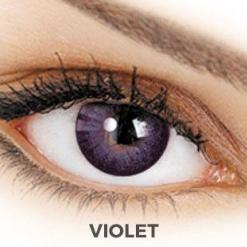 adore contact lenses - dare violet