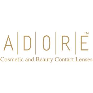 Adore Contact Lenses - Logo