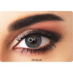 adore contact lenses - tri blue