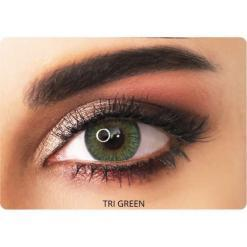 adore contact lenses - tri green