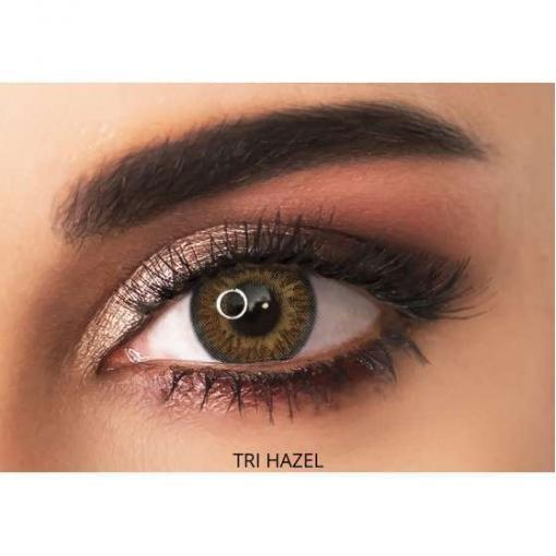 adore contact lenses - tri hazel