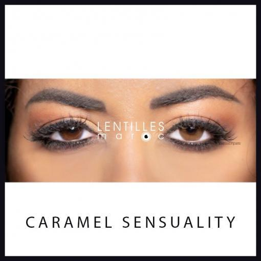 lentillesdecouleur-obsessionparis-caramel-sensuality