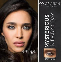 colorvision lenses dark gray