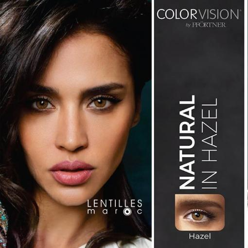 colorvision lenses hazel